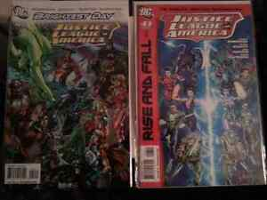 Justice League of America (10 issues ) Cambridge Kitchener Area image 2