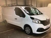 2015 RENAULT TRAFIC 1.6 DCI LOW RO 1.6dCi LOW ROOF SL27 115 BUSINESS+ LOW MILES