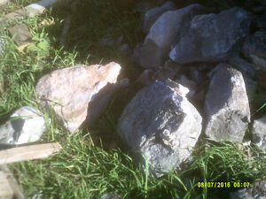 LARGE ROCKS AND BOULDERS FROM A BARN FOUNDATION Peterborough Peterborough Area image 4