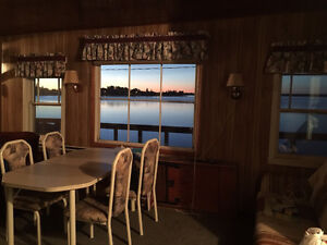 Lakefront cabin in Sandy Lake