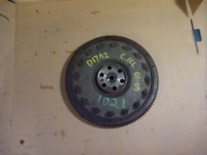 Civic EL D17a2 flywheel