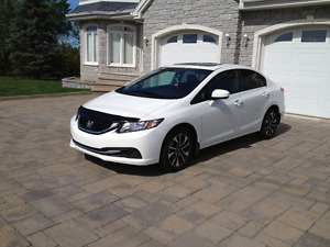 2015 Honda Civic Berline *Transfert de location bas kilo