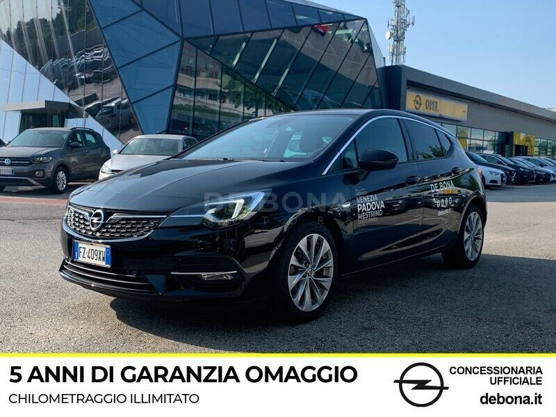 Opel Astra 5p 1.2 t. business elegance s&s 130cv