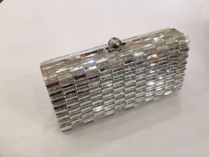 Brand new Vintage style hand beaded evening purses clutch 30%Off