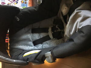 Graco Baby CarSeat Grey