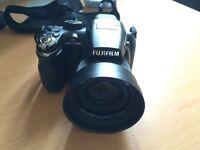 Fujifilm Finepix S4000 Bridge Camera with filters
