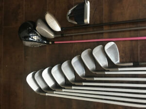 Ladies golf clubs-PING