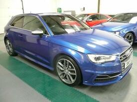 Audi S3 2.0 TFSI ( 300ps ) quattro 2015MY