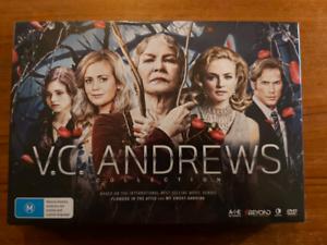 V.C Andrews collection dvd boxset
