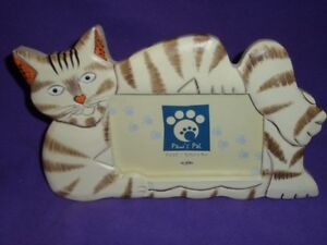 NEW Cat Picture Frame Kitchener / Waterloo Kitchener Area image 1