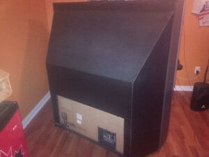 57 inch TV