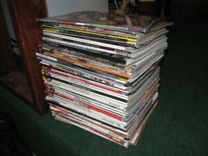 Nascar and biker magazines for sale - cheap