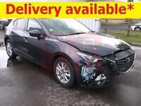 2016 Mazda3 2.0 SE-L DAMAGED REPAIRABLE SALVAGE