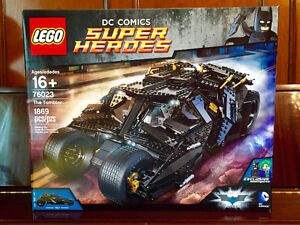 LEGO Batman Tumbler 76023 NISB - Retired