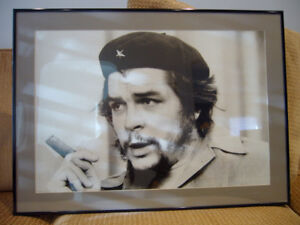 Che Guavara Framed Picture