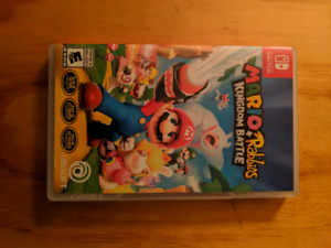 Mario Rabbids switch 40$