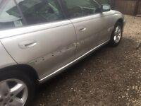 Wanted: Vauxhall Omega Saloon Doors