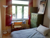 Student room for rent - family environment