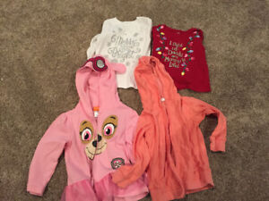 Large lot of 3T clothes