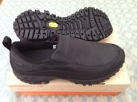 Merrell Shiver Moc 2 Black Leather Brand New In Box