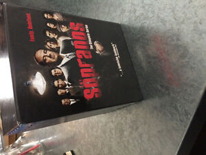 Sopranos -Complete Blue Ray set