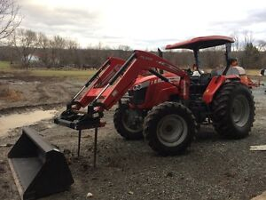 2013 MASSEY FERGUSON 4609-ONLY 965HRS