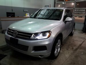 2012 Volkswagen Touareg Execline 3.6L 8sp at Tip 4M