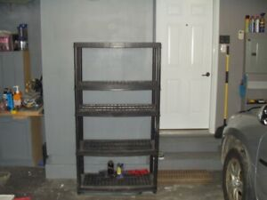 storage rack shelf