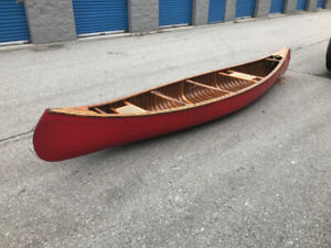 16 Foot Canoe for sale!