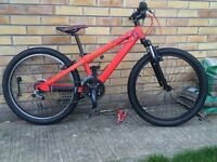 Scott voltage jr24 mountain bike