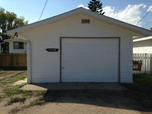 Large Single Garage for Rent - Mayfair area - Avail. Immediately