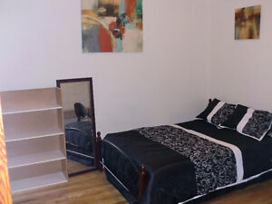 beautiful furnished room 550$ all included July 1st