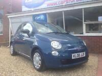 2008 08 Fiat 500 1.2 POP FINANCE AVAILABLE