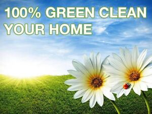 Highly Rated Green Cleaning Services Oakville Burlington