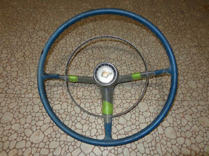 PONTIAC CHIEFTAIN STEERING WHEEL
