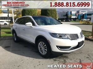 2016 Lincoln MKX Select  - Leather Seats -  Bluetooth