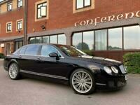 2009 Bentley Continental 6.0 W12 Flying Spur Speed 4dr Saloon Petrol Automatic