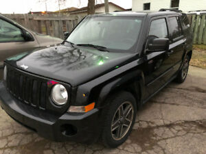 2008 Jeep Patriot 4x4, Heated Seats, Remort Starter