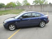 2004 Mazda Mazda3 Sedan