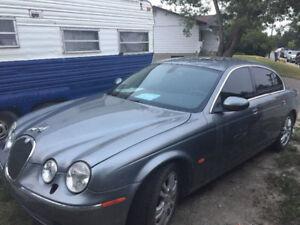 2005 Jaguar S-TYPE Sport Sedan