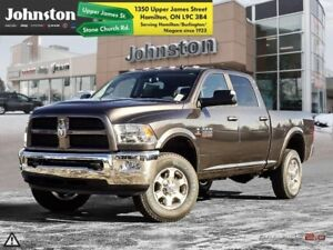 2018 Ram 2500 Outdoorsman  -  Uconnect - $194.94 /Wk