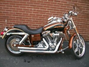 2008 Harley-Davidson 105th Anniversary FXDSE