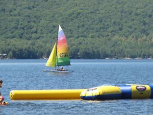 $750/5 nights for 1st week summer for 5  Cottage Resort
