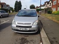 Citroen Picasso 1.6 HDI 94000 miles on the clock service history