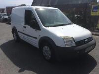 2007 Ford Transit Connect 1.8TDCi COMPLETE WITH M.O.T AND WARRANTY