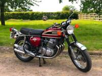 Honda CB 750 K6 1976. This Is A Lovely And Extremely Original Example!!!