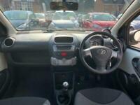 2012 Toyota AYGO 1.0 VVT-I FIRE 5d 67 BHP Hatchback Petrol Manual