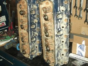 302 Ford Reconditioned Heads