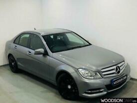 image for 2012 Mercedes-Benz C-CLASS 2.1 C220 CDI BLUEEFFICIENCY EXECUTIVE SE 4d 168 BHP S