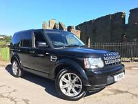 2010 Land Rover Discovery 4 GS 3.0SD Auto 4x4 **Full Leather - 7 Seater - FSH**